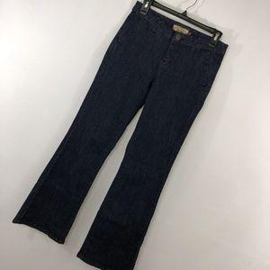 Dear John 27 Womens Jeans Dark Blue Wash Zodiac